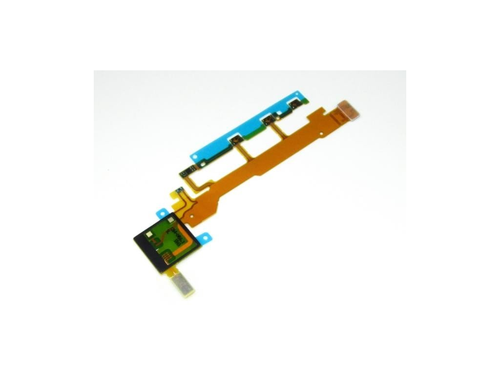 Flex kábel ON/OFF Sony C6603 Xperia Z - zapínania, hlasitosti, mikrofón
