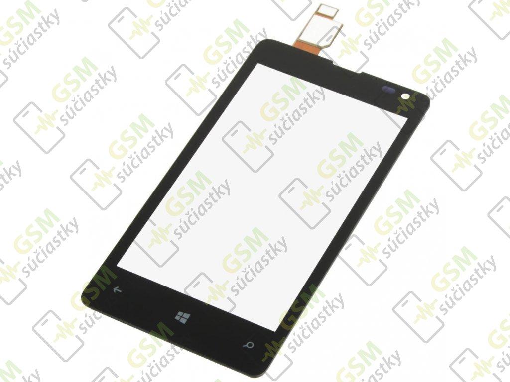 Dotykové sklo Nokia Lumia 435, 532