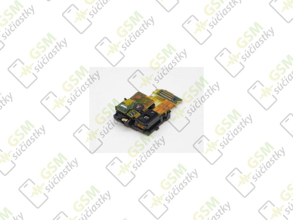 Flex kábel Audio jack konektor Sony C6603 Xperia Z - proximity senzor