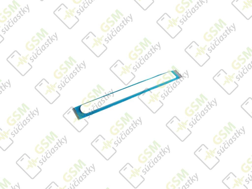 VRCHNÁ KRYTKA na Sony Xperia Z - C6603 - VRCHNÁ lišta/ SIETKA biela