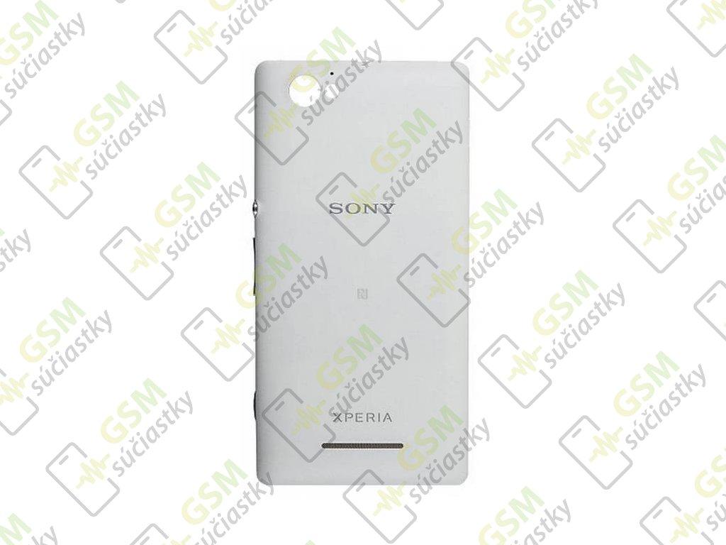 Zadný kryt Sony C1905 Xperia M biely