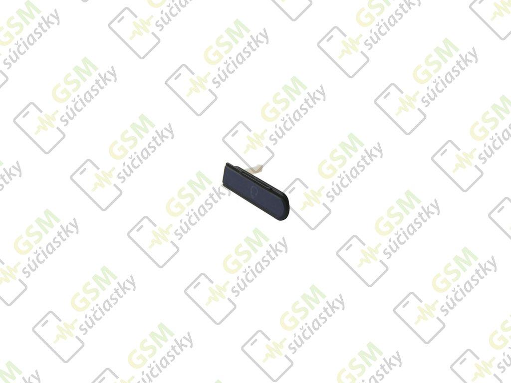kryt audio konektor Sony Xperia Z - C6603 čierny