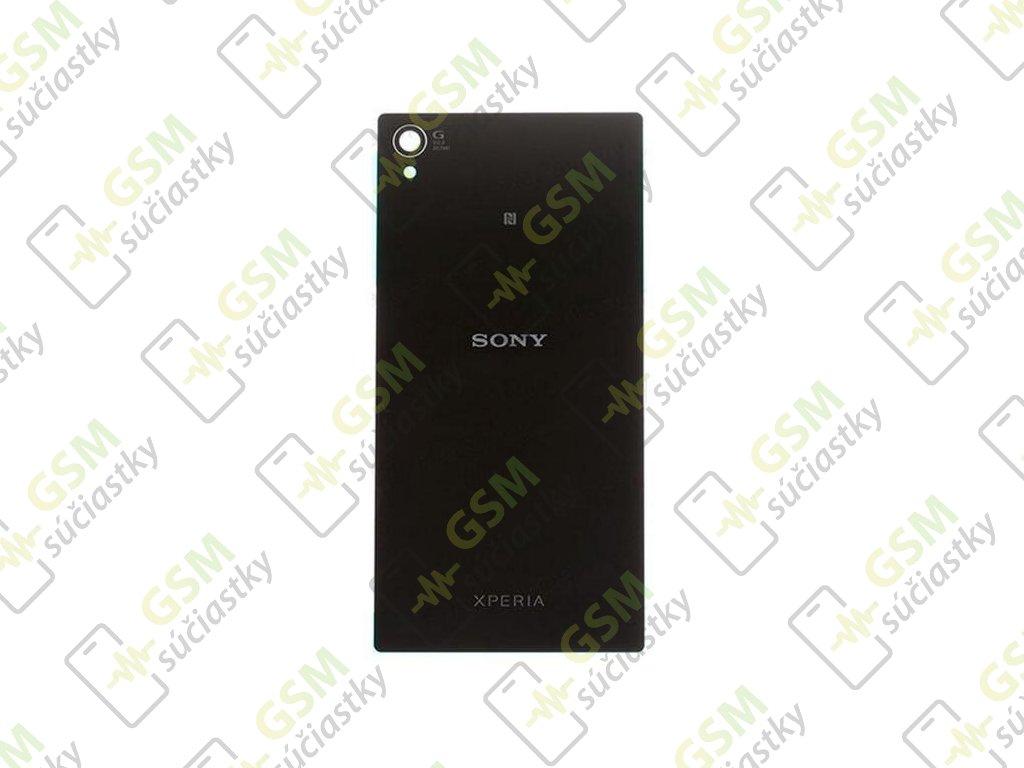 zadný kryt pree Sony C6903 Xperi Z1 - čierny