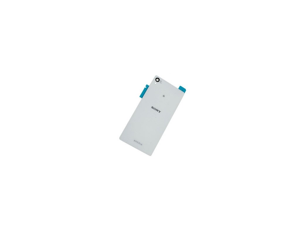 zadný kryt Sony D6503 Xperia Z2 čierny