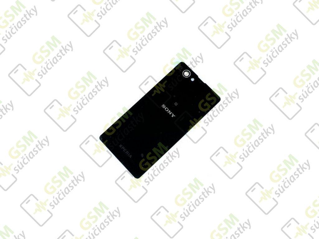 zadný kryt Sony D5503 Xperia Z1 compact čierny
