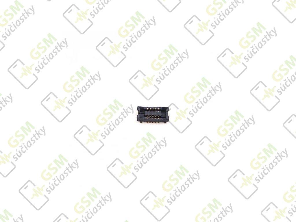 Konektor 10 PIN Samsung G800F, G850F, G900F, G920F, G925F, N910F