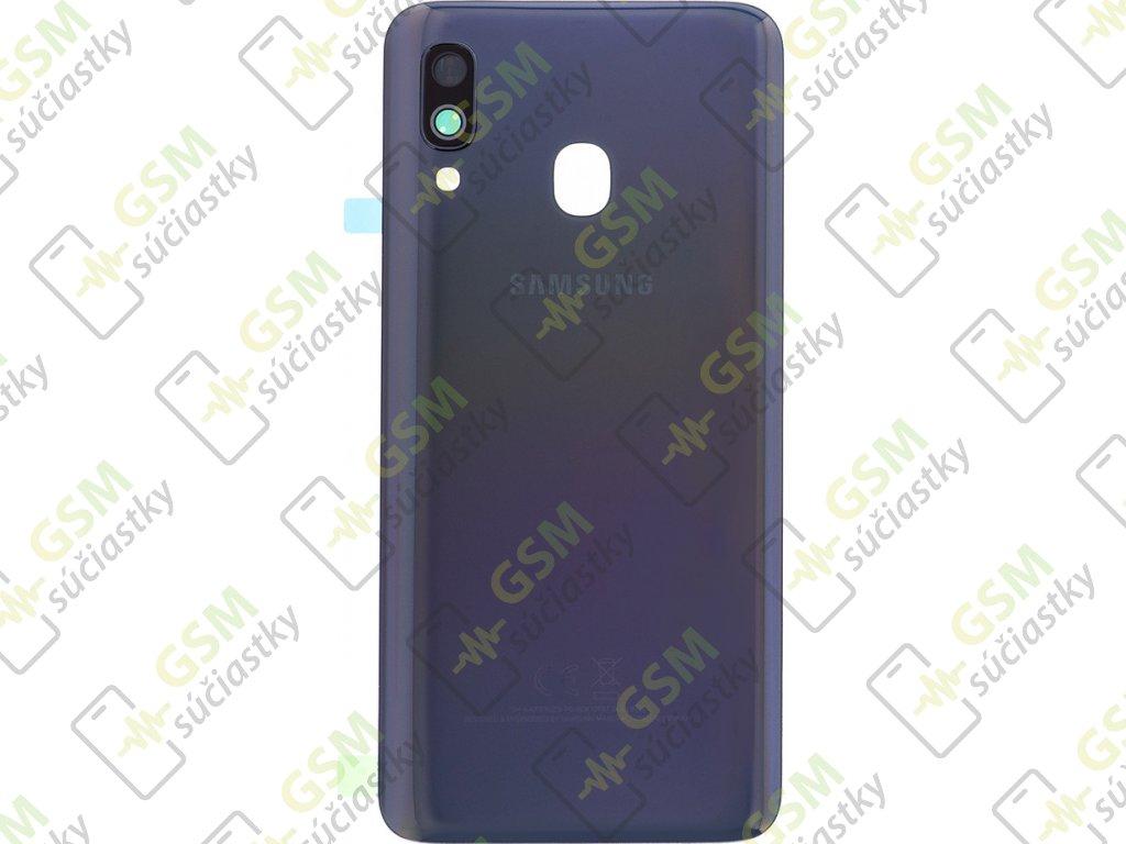 Baterkový kryt na Samsung A405 Galaxy A40