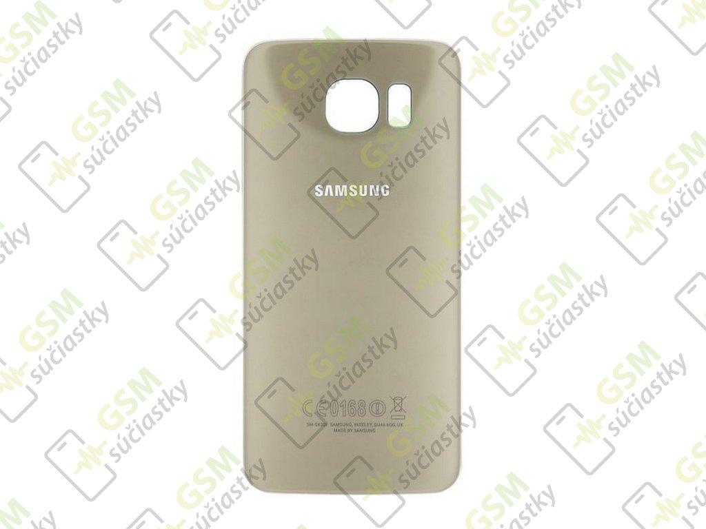 Samsung G920F Galaxy S6 Zadný kryt baterie 5d0cac2e2e9