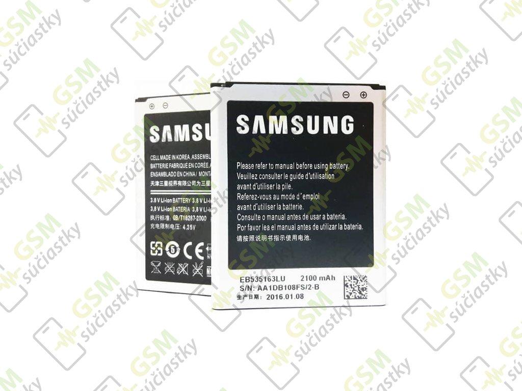 Batéria Samsung I9060, I9060i, I9082 Galaxy Grand Neo - EB535163LU