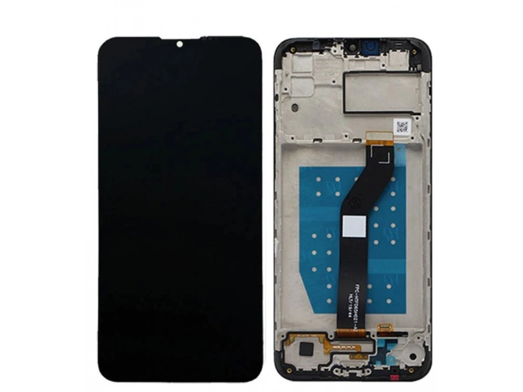 LCD displej + Dotykové sklo a rám Motorola Moto G8 Power Lite Originál