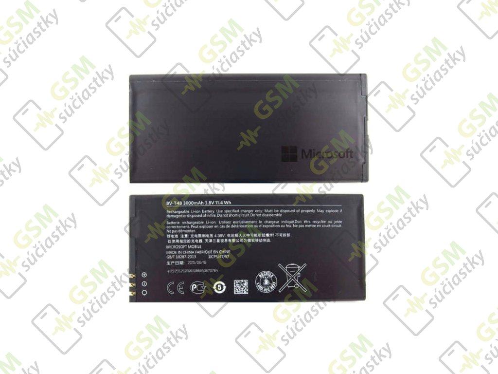 Batéria Nokia Lumia 640 XL BV-T4B 3000mAh