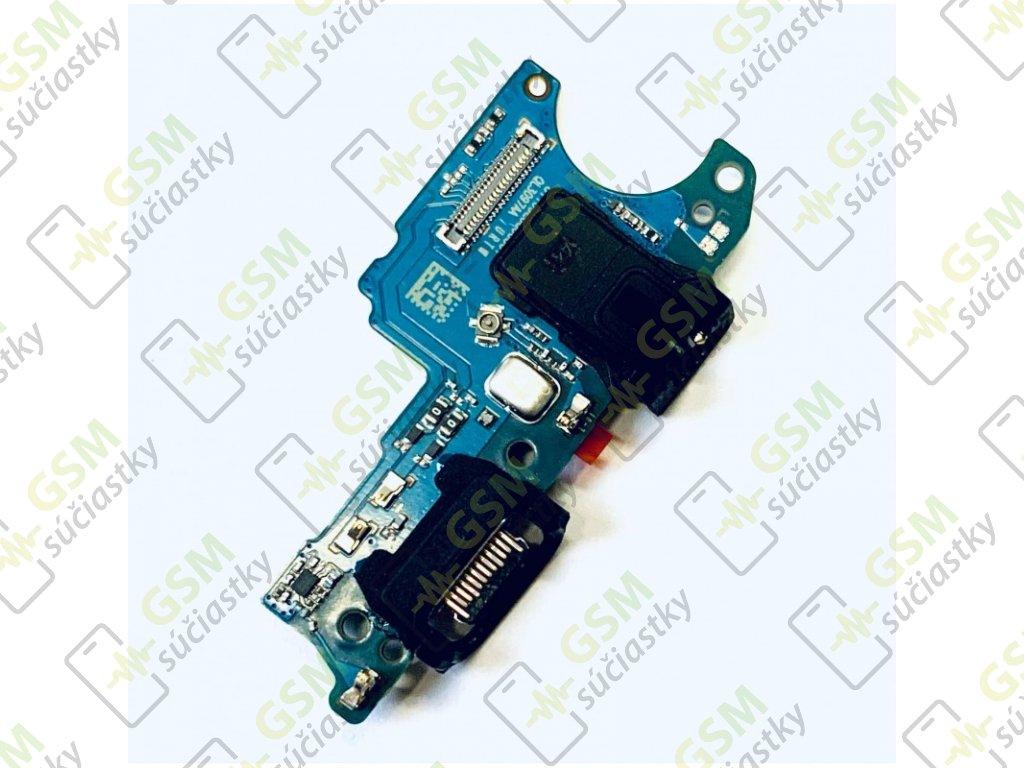 Doska nabíjania Samsung A025 Galaxy A02s nabíjací konektor, mikrofón