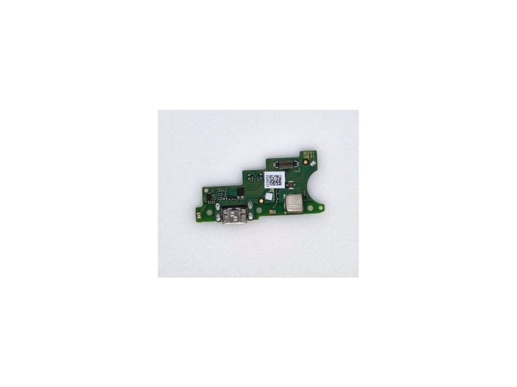 Doska nabíjania Motorola Moto E6i nabíjací konektor, mikrofón Originál