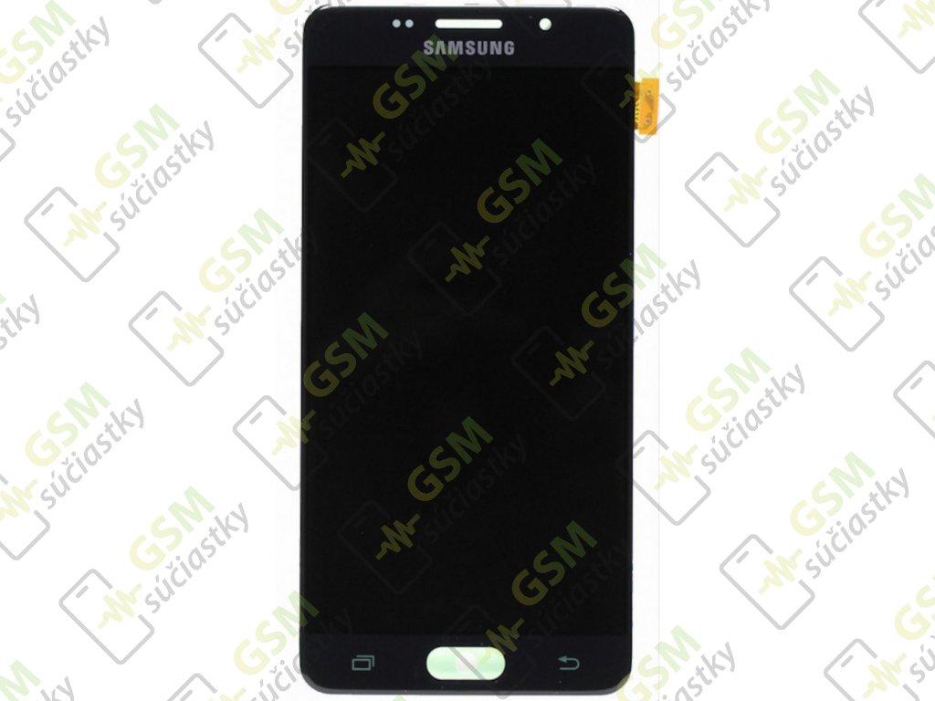 lcd displej samsung A510F Galaxy A5 2016 dotykové sklo čierne