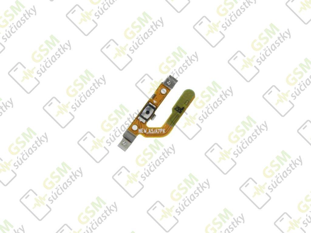 Flex kábel ON/OFF Samsung A510F Galaxy A5 2016 - zapínania