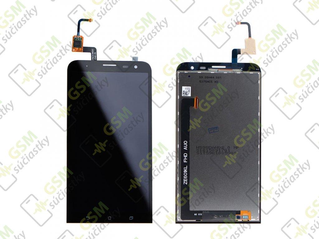 LCD displej Asus ZE601KL Zenfone 2 Laser 6.0 - dotykové sklo