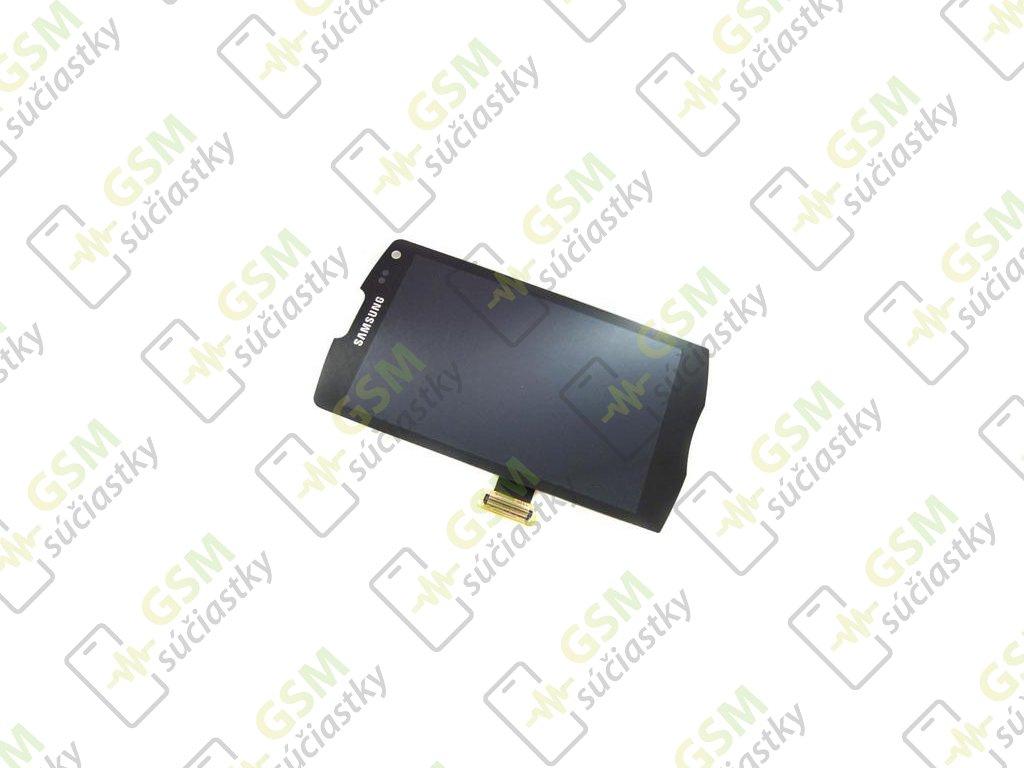 LCD displej Samsung S8530 Wave 2 - dotykové sklo