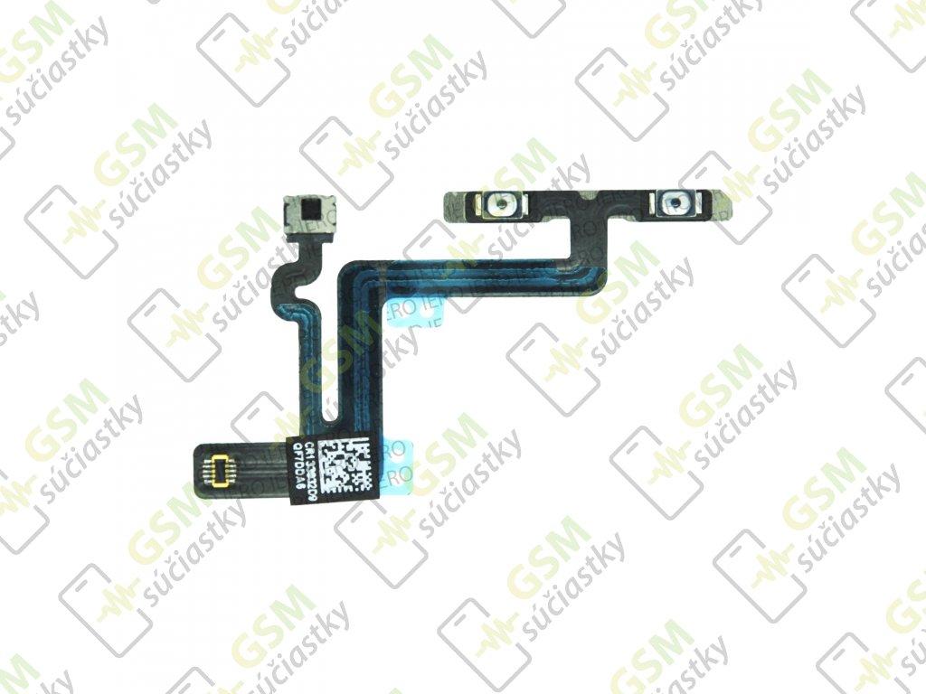 Flex kábel hlasitosti iPhone 6 plus - prepínač modu
