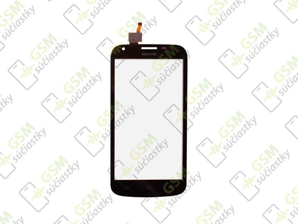 Huawei Ascend Y600 Dotykove sklo čierne