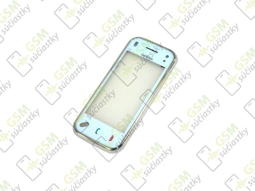 dotyková plocha Nokia N97 mini a Rám
