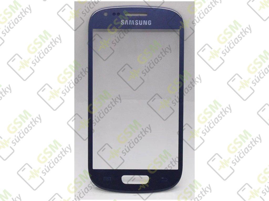 dotykove sklo samsung galaxy s3 mini i8190 blue