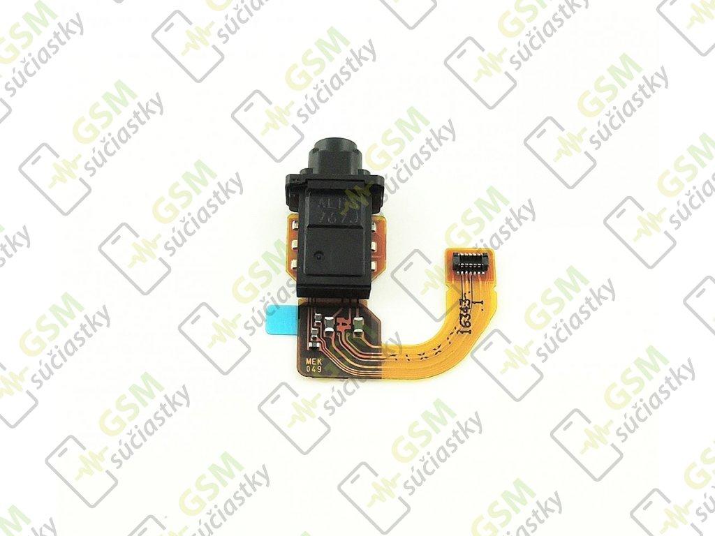 Flex kábel Audio jack konektor Sony F5321 Xperia X compact