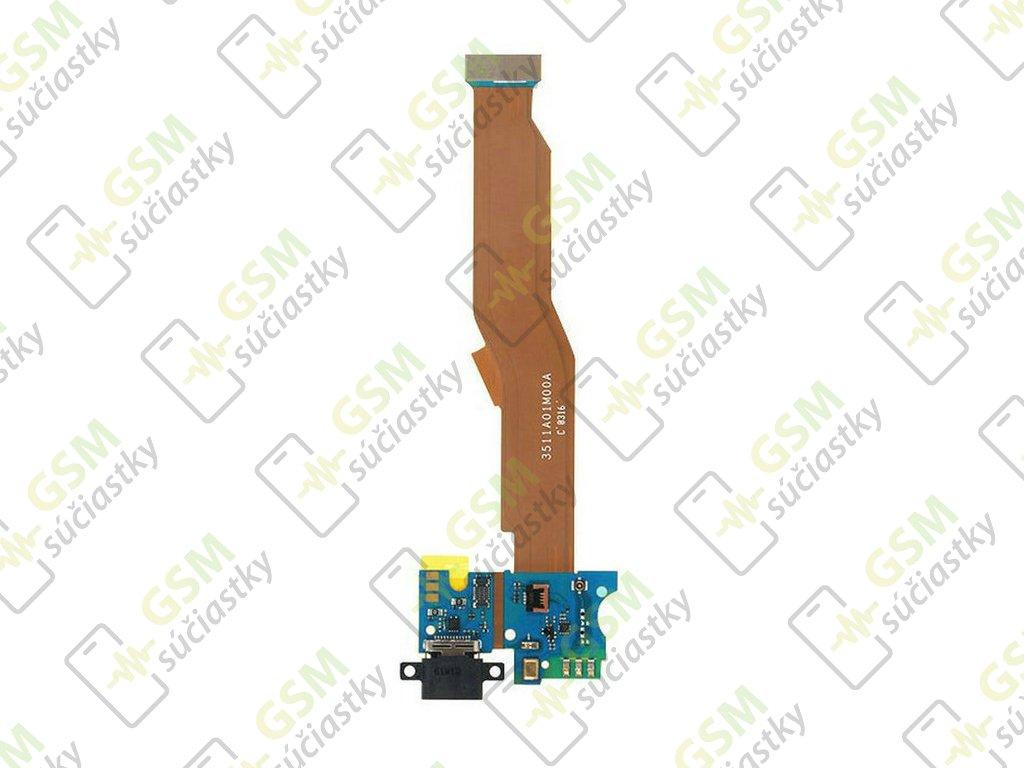 Flex kábel nabíjania Xiaomi MI5 - nabíjací konektor, mikrofón