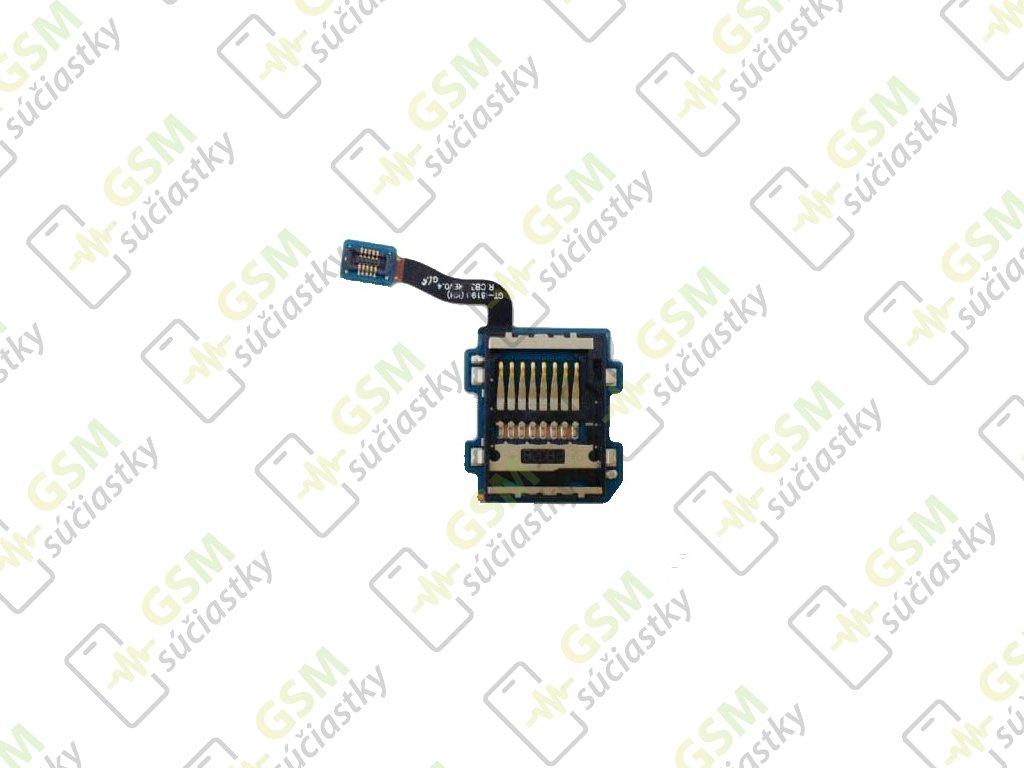 Flex kábel pamäťovej karty SD Samsung I8190 Galaxy S3 mini