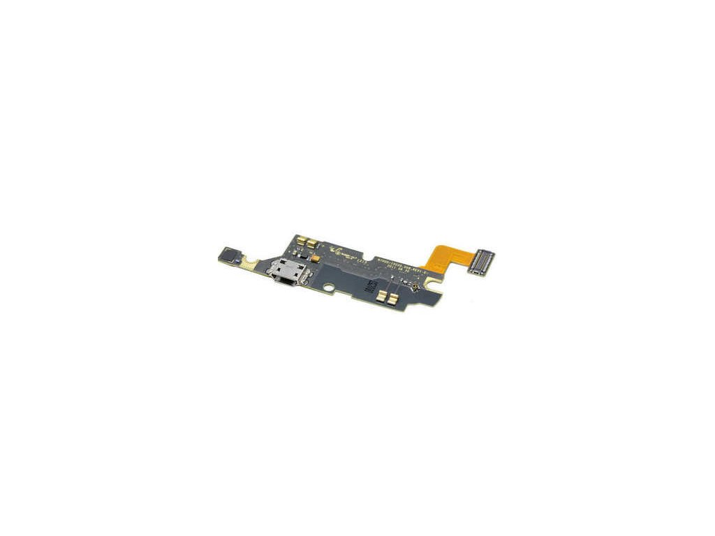 lex kábel nabíjania Samsung N7000 Galaxy Note - nabíjací konektor, mikrofón