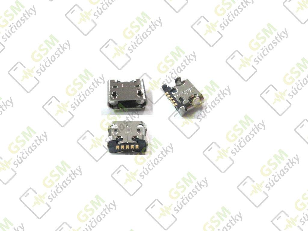 Nabíjací konektor LG L40, P700 L7, P880 4X HD, L Fino