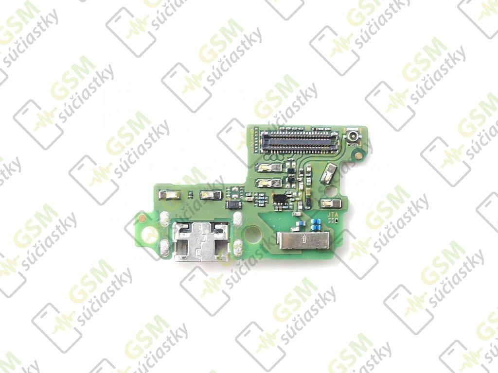 Doska nabíjania Huawei P10 Lite - Nabíjací konektor, mikrofón