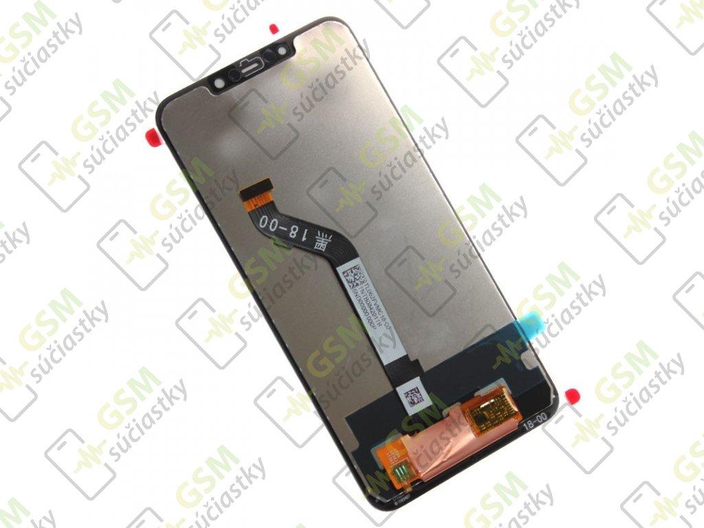 LCD displej Xiaomi Pocophone F1 - Dotykové sklo