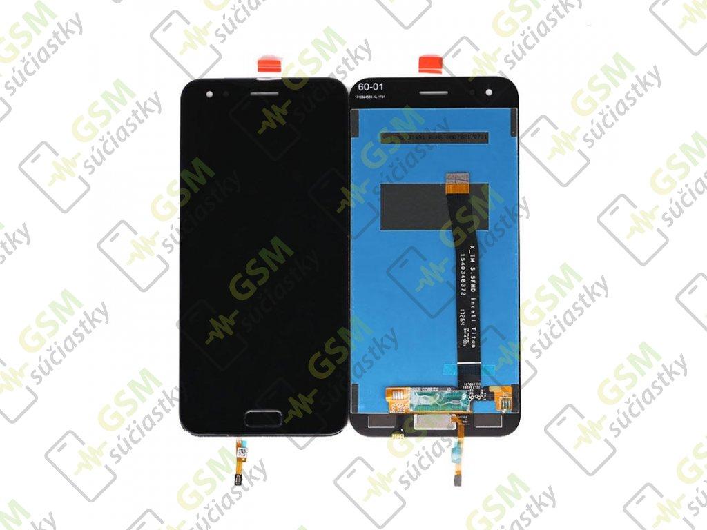 LCD displej ASUS ZE554KL ZENFONE 4 MAX - dotykové sklo