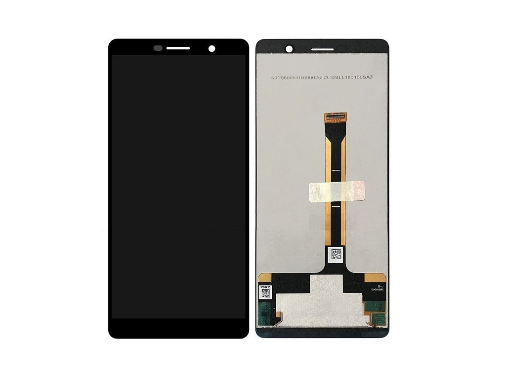 LCD displej Nokia 7 Plus - dotyková plocha