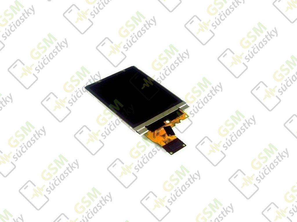LCD displej Sony Ericsson K550i, W610i