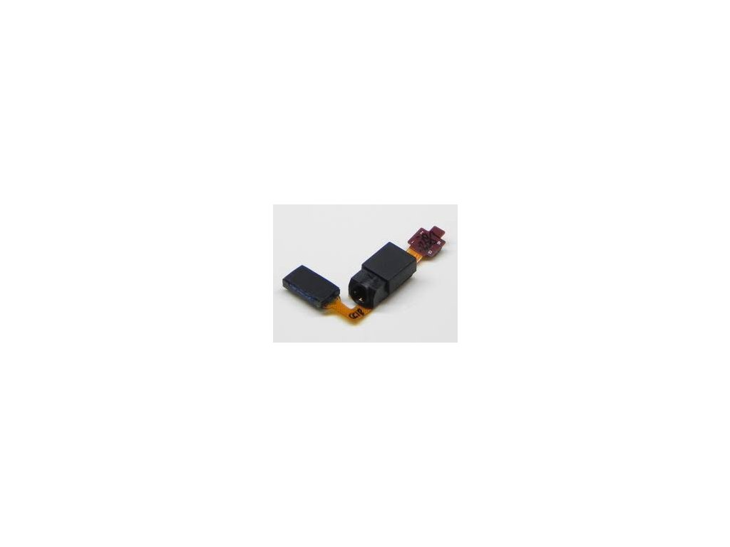 Flex kábel Audio jack konektor Samsung I5800, I5801 - slúchatko