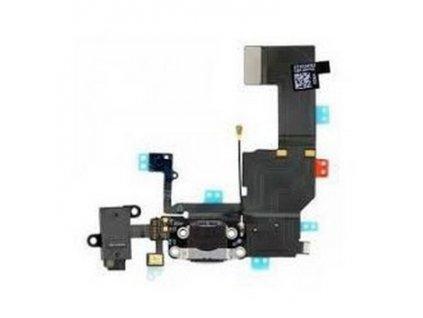 Flex kábel nabíjania Iphone 5C - nabíjací konektor, mikrofón