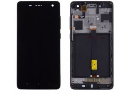 LCD displej + Dotykové sklo a Rám Xiaomi Mi4