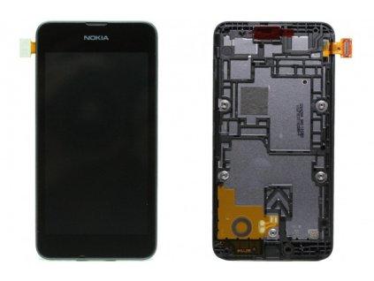 LCD displej Nokia Lumia 530 - dotykové sklo