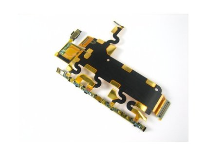 Flex kábel ON/OFF Sony C6903 Xperia Z1 - zapínania, hlasitosti, mikrofón