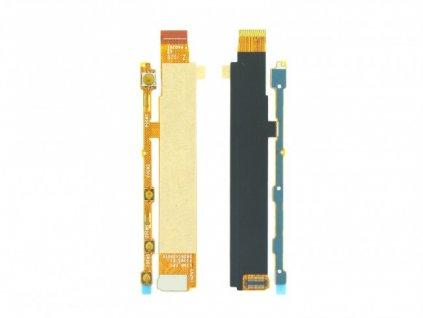 Flex kábel ON/OFF Sony C1905 Xperia M - zapínania, hlasitosti