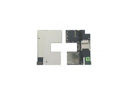 Čítačka SIM karty a SD karty HTC Desire 500