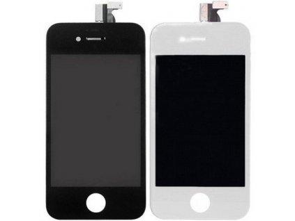 LCD displej Iphone 4 čierny a dotykové sklo