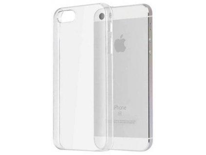 Priesvitné silikónové puzdro na mobil Iphone 4, 4S