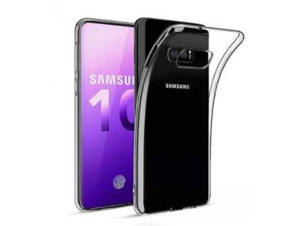 Priesvitné puzdro na mobil Samsung G970 Galaxy S10e