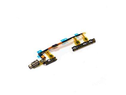 Flex kábel ON/OFF Sony D5803 Xperia Z3 compact - zapínania, hlasitosti