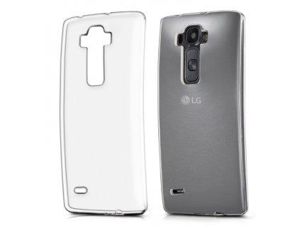 Priesvitné silikónové puzdro na mobil LG G Flex 2, H955