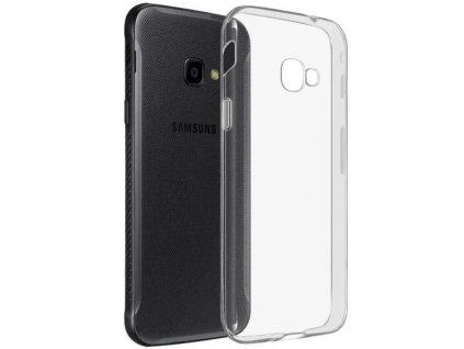 Priesvitné silikónové puzdro na mobil Samsung Xcover 4, Xcover 4s