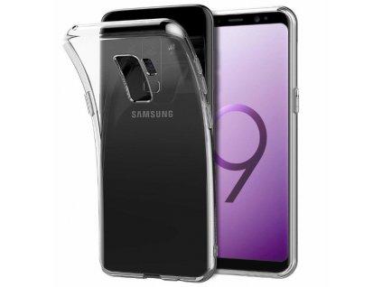 Priesvitné puzdro na mobil Samsung G960 Galaxy S9