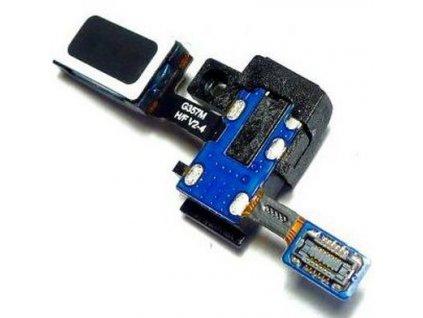 Flex kábel audio jack konektor Samsung G357FZ Galaxy Ace 4 - slúchatko